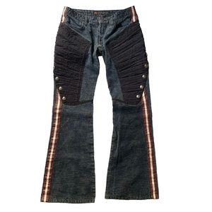 SALE! Parasuco Ergonomic Jeans Wide Leg Size 29